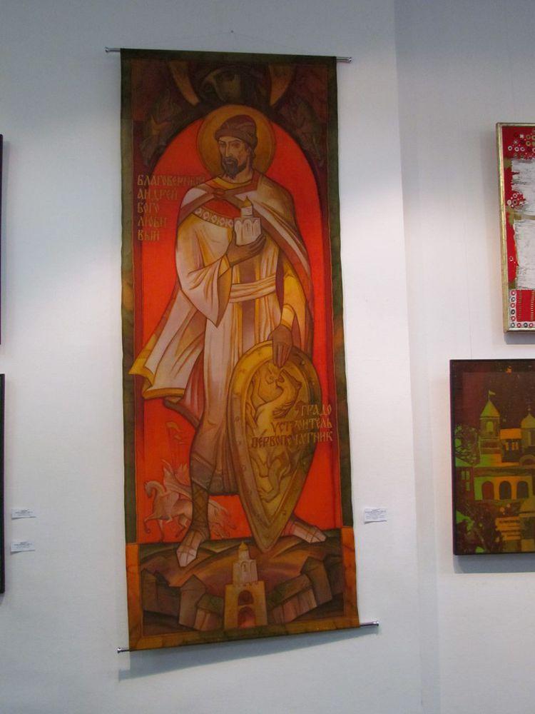Фотоотчёт с выставки «По Золотому Кольцу», фото № 13