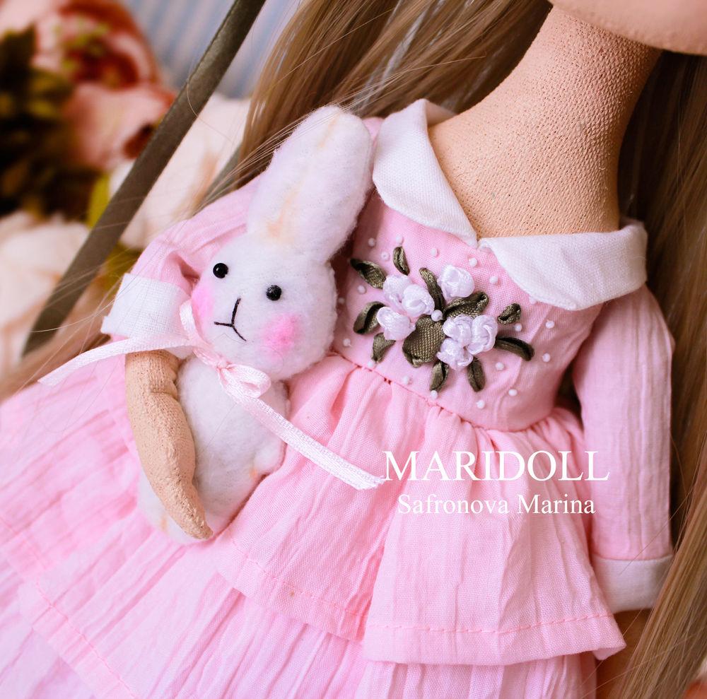 купить подарок дочери, авторская кукла принцесса
