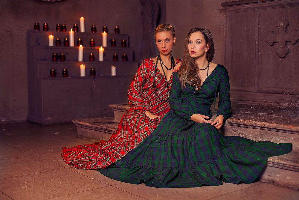вдохновение, ткань, ткань для шитья, шотландка, тартан