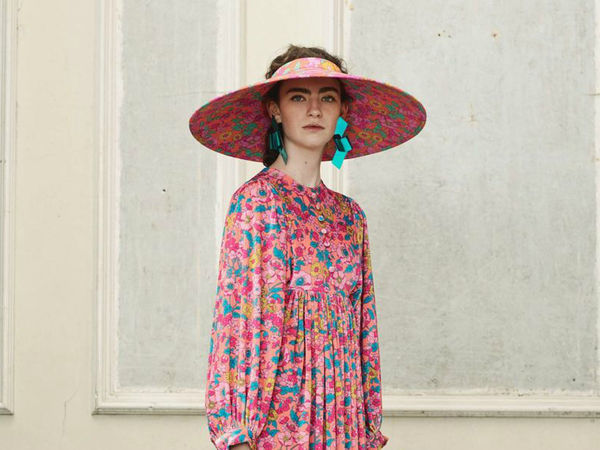 Mulberry Ready-to-Wear 2018. Livemaster - handmade