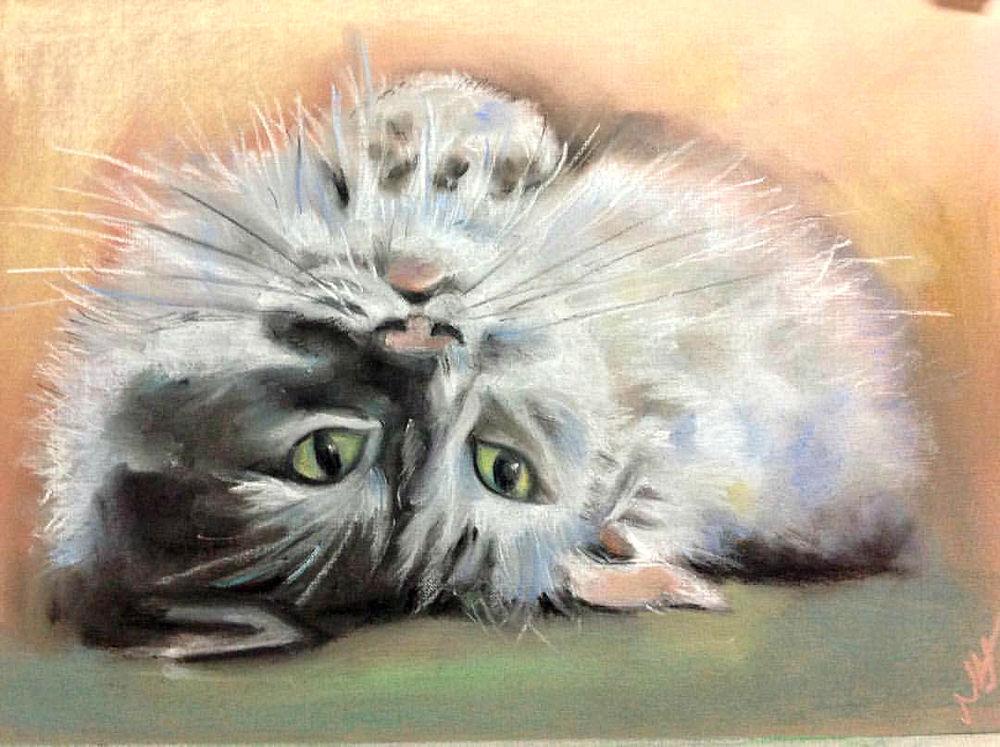уроки рисования, натюрморт, мастер-класс по пастели, мастер-класс по рисованию, картина пастелью