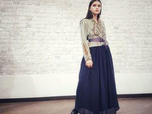 Теплые образы и нарядные платья от Tatiana Larina. Ярмарка Мастеров - ручная работа, handmade.
