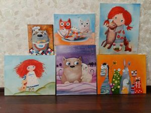 Цены на картины стали лучше и приятнее. Ярмарка Мастеров - ручная работа, handmade.