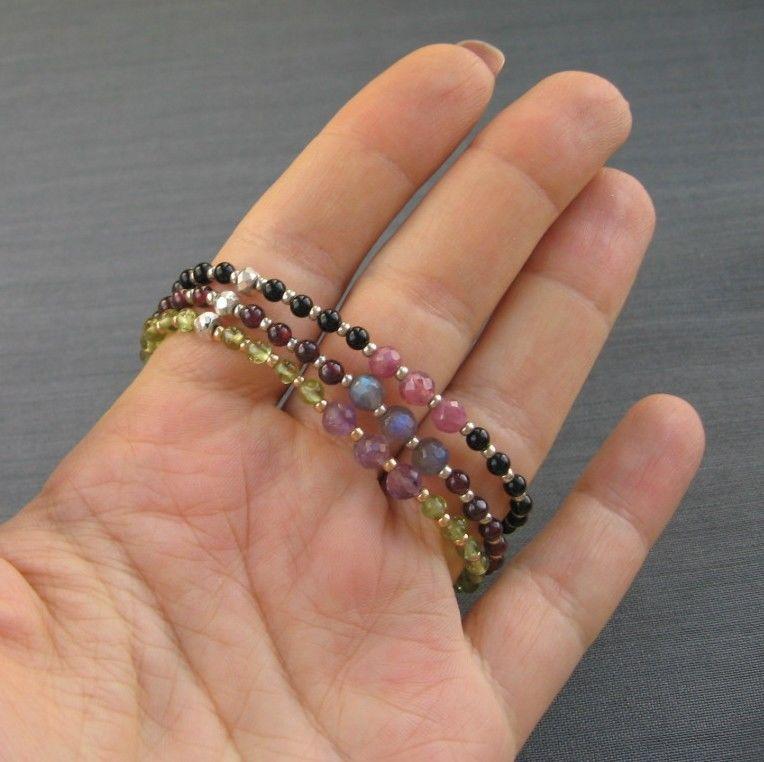 набор браслетов, браслеты