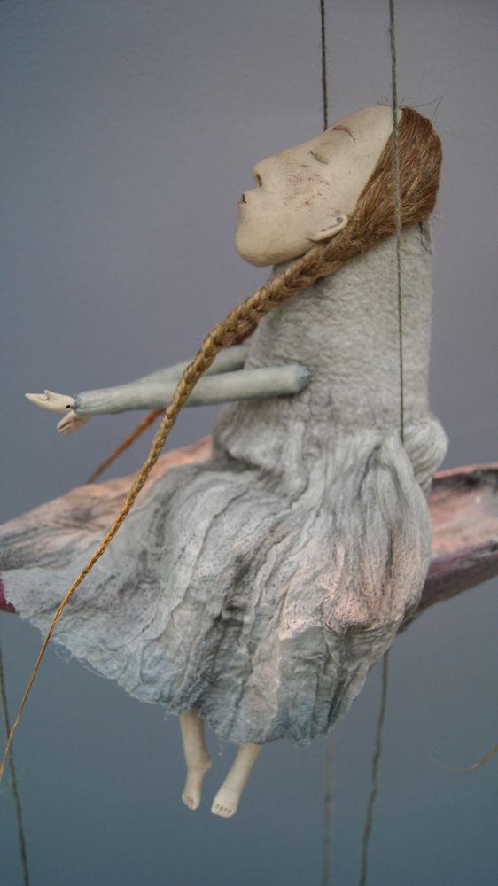 Выставка «Искусство куклы» в Гостином дворе, фото № 17