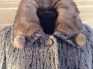 аукцион на пальто от мала до велика ( продажа по стартовым ценам до конца недели). Ярмарка Мастеров - ручная работа, handmade.