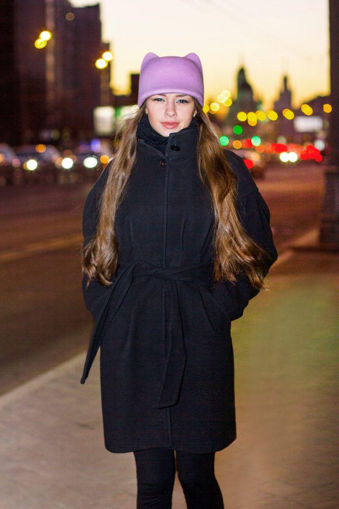 шляпа на холод