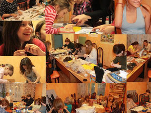 Дополнительный мастер-класс в пятницу 24 ноября!. Ярмарка Мастеров - ручная работа, handmade.