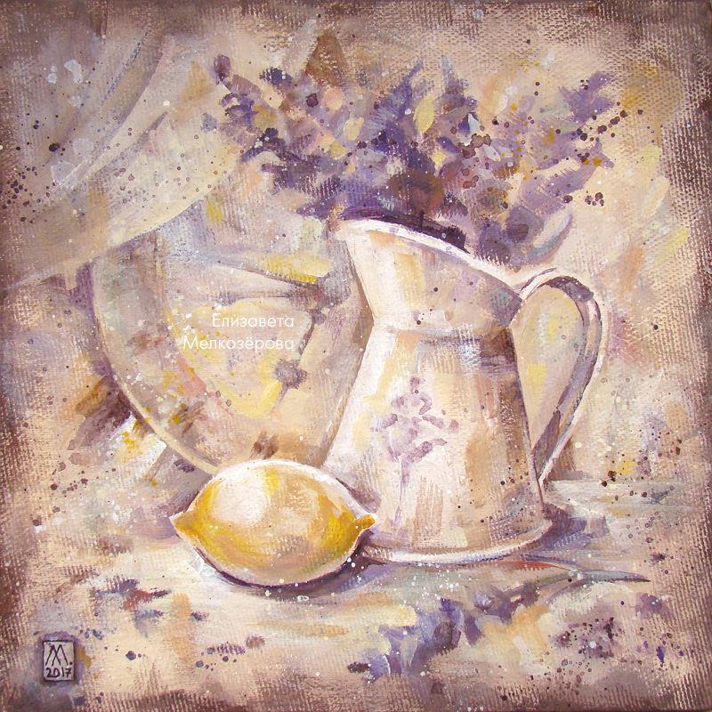 шебби шебби-шик, украшение интерьера, желтый лимонный кофейный, мелкозёрова елизавета
