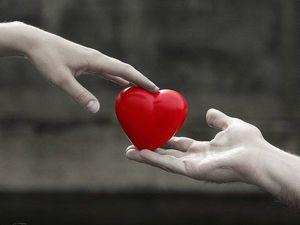 Два сердца  вместе. Ярмарка Мастеров - ручная работа, handmade.