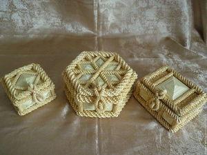Шкатулки в подарок. Ярмарка Мастеров - ручная работа, handmade.