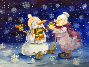 С Новым годом!!!!   Ярмарка Мастеров - ручная работа, handmade