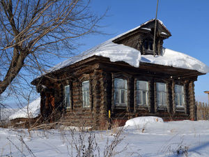 Деревня зимой. Невероятная красота! | Ярмарка Мастеров - ручная работа, handmade