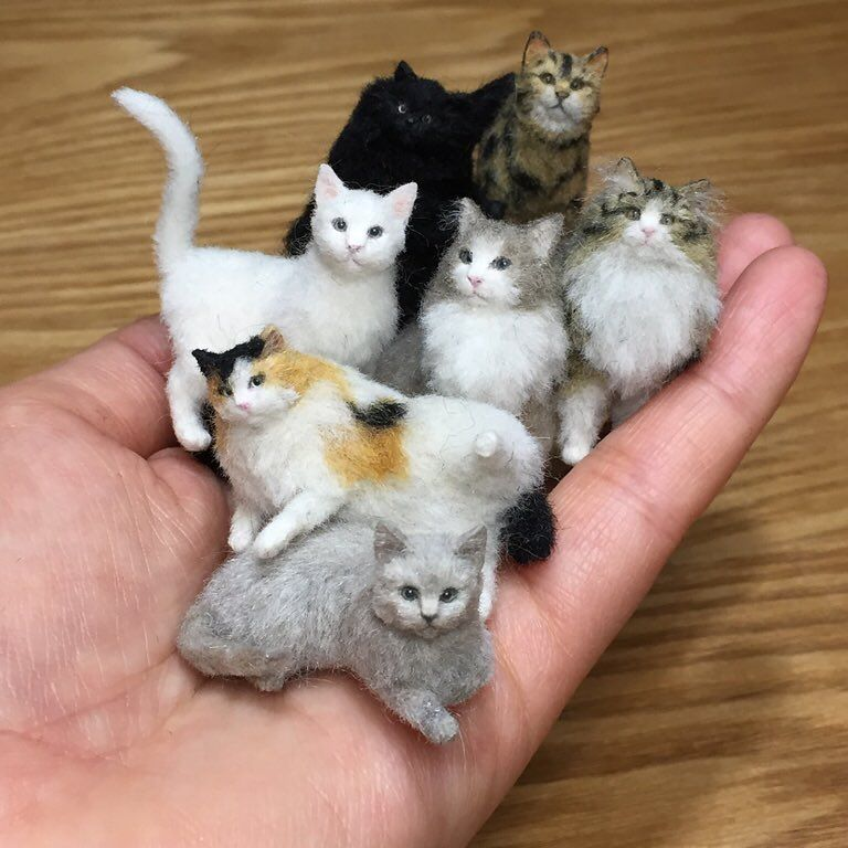 Awww Miniatures: Adorable Pets by Tomoko Masakage, фото № 19