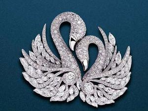 Бриллианты — лучшие друзья девушек. Ярмарка Мастеров - ручная работа, handmade.