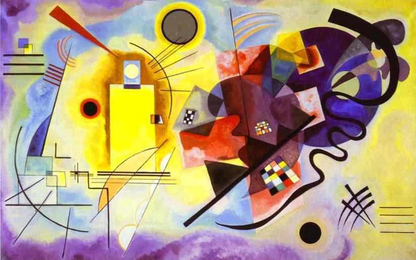 абстракция, абстрактное искусство