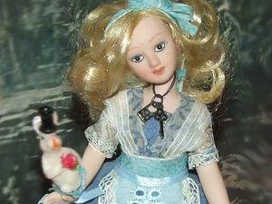 Моя Алиса из страны чудес. Ярмарка Мастеров - ручная работа, handmade.