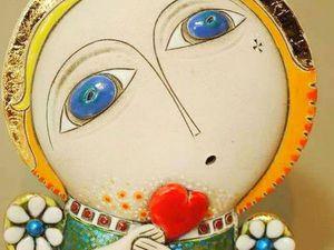 Необычные ангелы Арама Хунаняна. Ярмарка Мастеров - ручная работа, handmade.