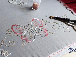 Обновление видеокурса по люневильской вышивке   Ярмарка Мастеров - ручная работа, handmade