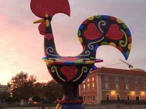 Новогодние улицы в Португалии. Ярмарка Мастеров - ручная работа, handmade.