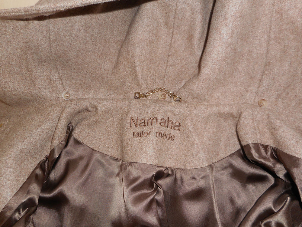 меховая подстежка пальто