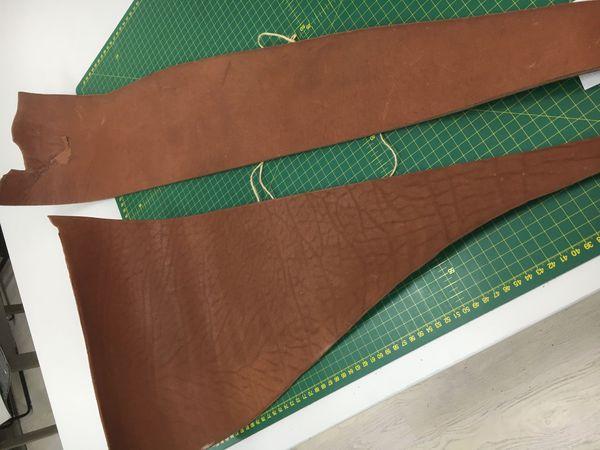 Мастерская реализует обрезки ременной кожи по символическим ценам | Ярмарка Мастеров - ручная работа, handmade