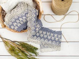 Нежнейшие тесемки, ленты, вышивки и кружево в нашем магазине | Ярмарка Мастеров - ручная работа, handmade