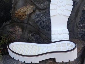 Подошва для женской обуви   Ярмарка Мастеров - ручная работа, handmade