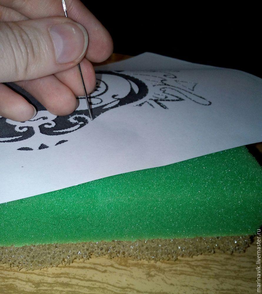 рисуем на ткани