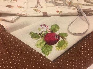 Начинаю оформление фруктов. Ярмарка Мастеров - ручная работа, handmade.