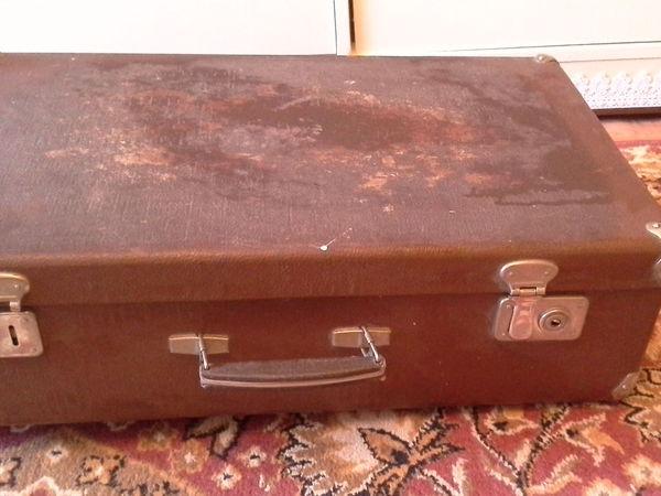 Старый чемодан на счастье! | Ярмарка Мастеров - ручная работа, handmade