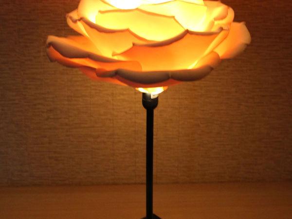 Создаем ночник из шелкового фоамирана | Ярмарка Мастеров - ручная работа, handmade