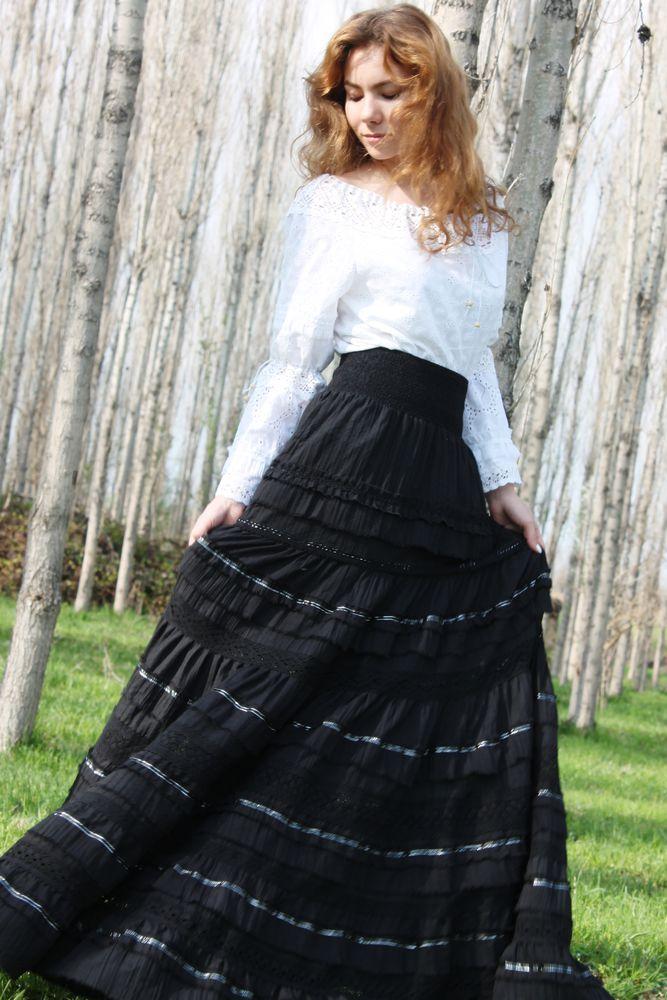 праздничная юбка