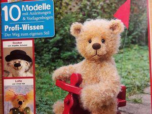 Новый журнал Teddy & Co.   Ярмарка Мастеров - ручная работа, handmade