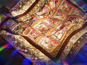 Зачем лоскутное одеяло? | Ярмарка Мастеров - ручная работа, handmade