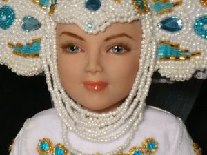 "Моя ""белая"" коллекция за 9 лет. Ярмарка Мастеров - ручная работа, handmade."