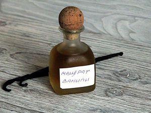 Мацерат ванили за 15 минут: мастер-класс | Ярмарка Мастеров - ручная работа, handmade