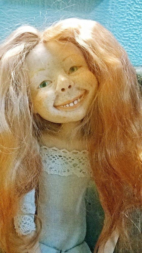 рыжая кукла, вилла курица