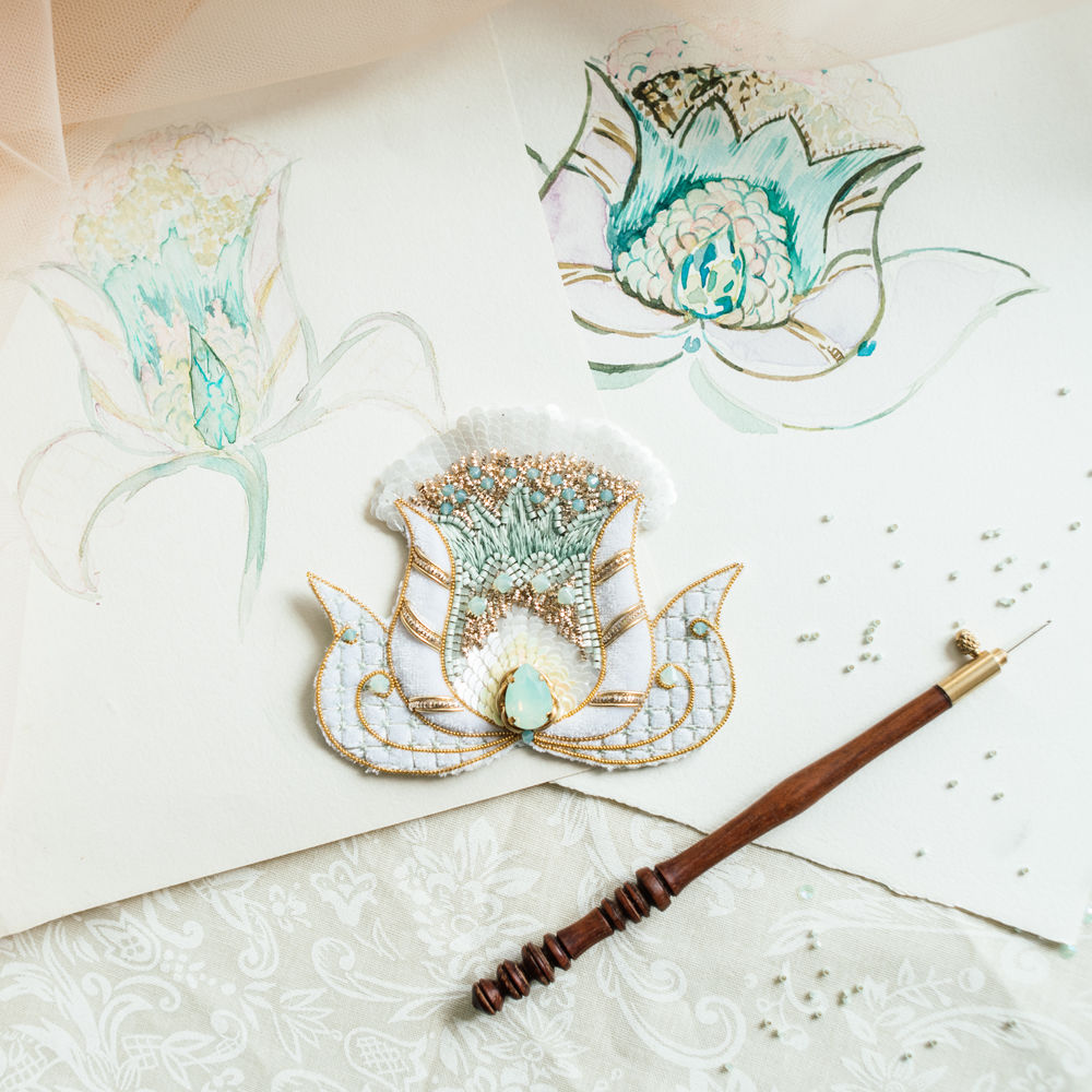 Мастер-классы по вышивке в Нур-Султане (Казахстан), фото № 8