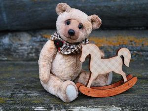 Анонс! Германия, спасибо за мишек Тедди!). Ярмарка Мастеров - ручная работа, handmade.