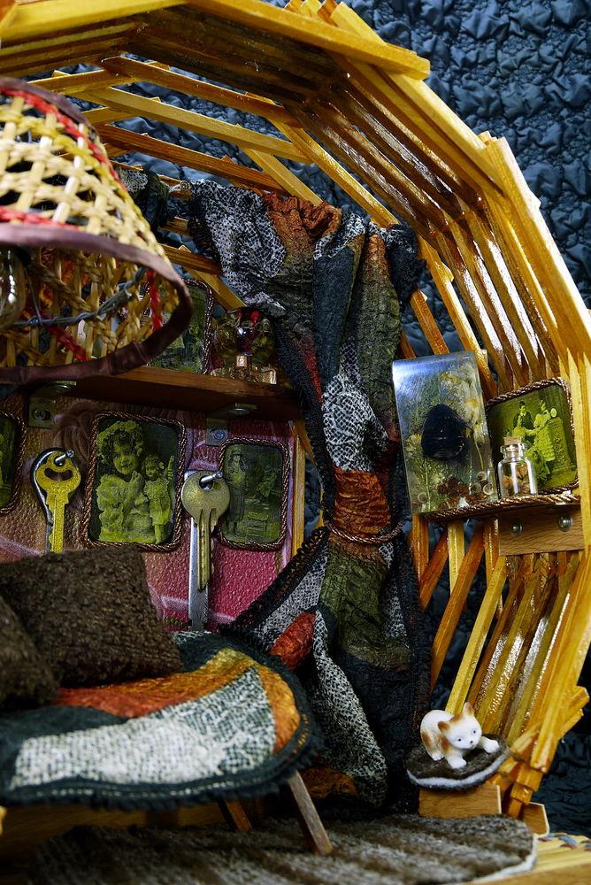 НЕбисерная лавка чудес: Мадам Алхимик и ее дом
