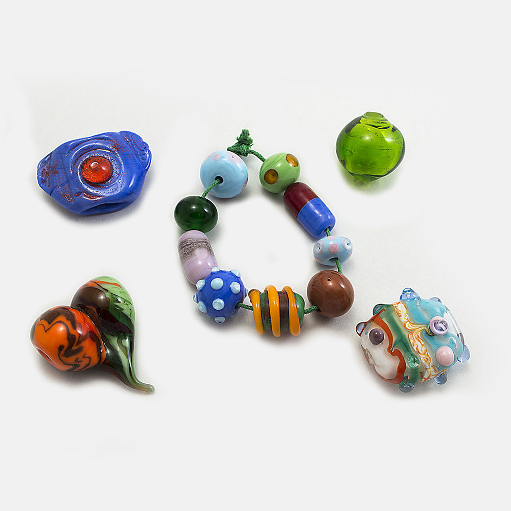мастер-класс, муранское стекло, bead making, master class