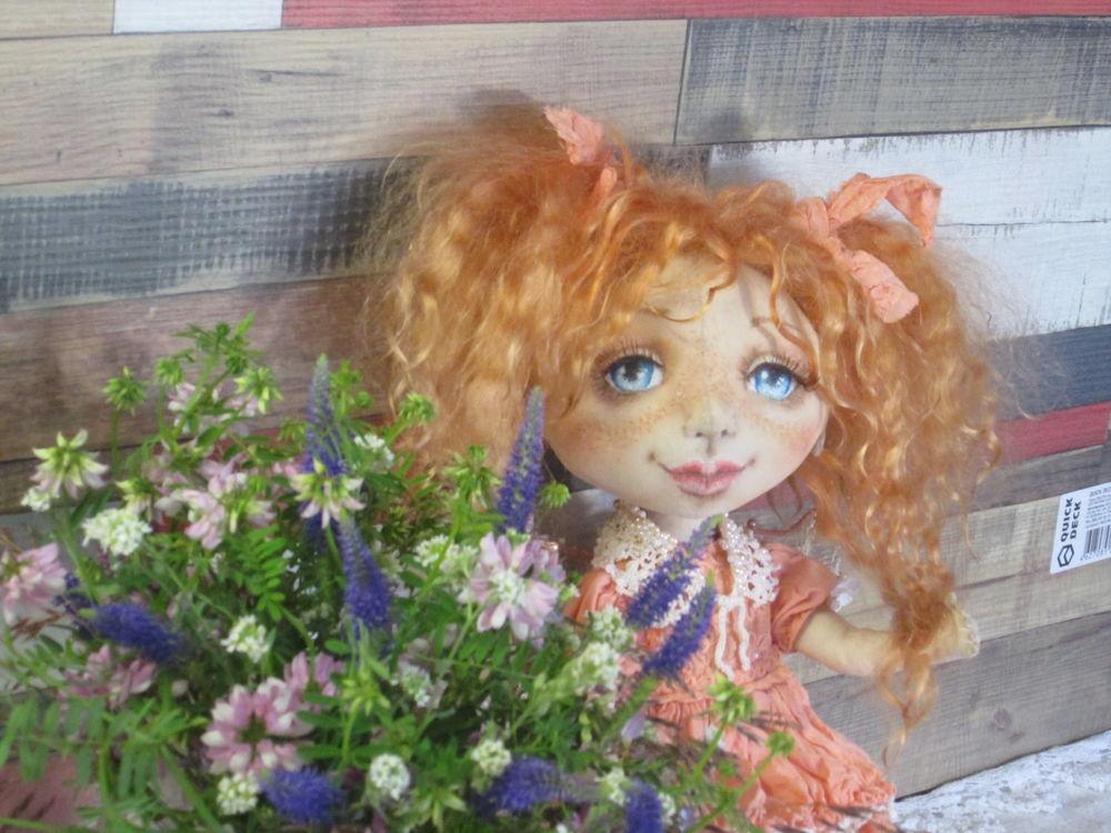 куклы от милы, кукла коллекционная, кукла интерьерная, кукла авторская, кукла текстильная, поцелованная солнцем, кукла в подарок, кукла на заказ, рыжая, любимая кукла, подарок на всю жизнь, ручная работа, подарок девушке, подарок женщине, подарок подруге, подарок девочке, лучший подарок