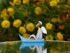 Сегодня меня спросили : А разве крылья могут быть в тягость?!. Ярмарка Мастеров - ручная работа, handmade.