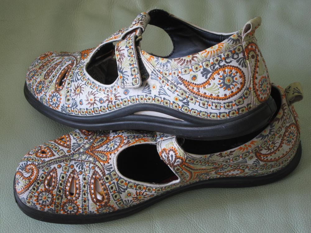 летняя обувь, турецкие огурцы