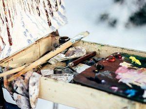 Скидки на картины маслом от 300 до 2000 рублей!. Ярмарка Мастеров - ручная работа, handmade.