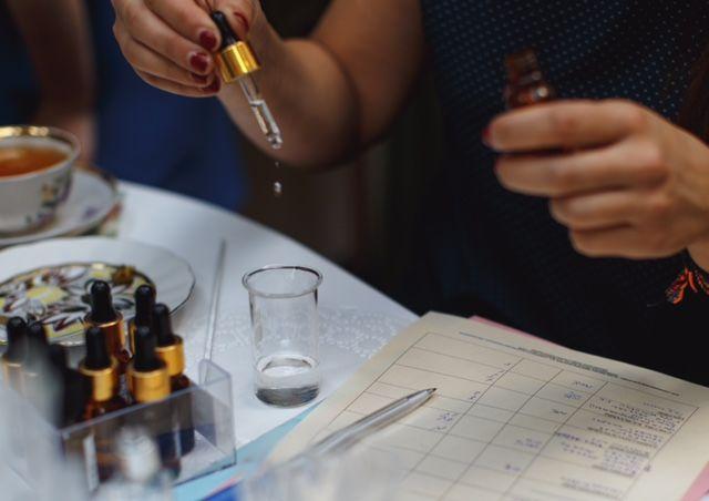 духи ручной работы, парфюмерный мастер-класс, парфюмер, аромат, парфюмерные курсы, обучение парфюмерии