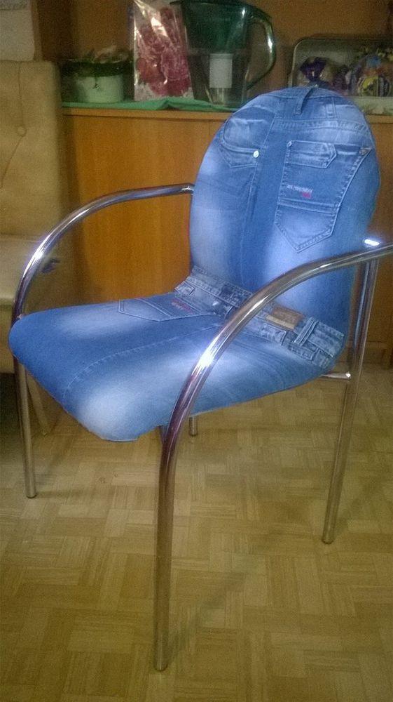 Что можно сделать из старых джинц, фото № 3