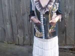 Для любителей стиля шебби шик. Ярмарка Мастеров - ручная работа, handmade.