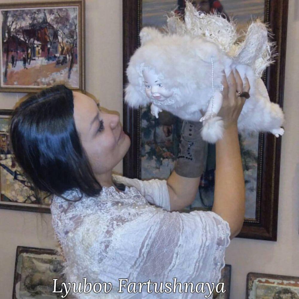 куклысвоимируками, винтаж, любовь фартушная куклы